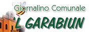 """Giornalino Comunale """"L Garabiun"""""""